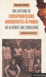 Une histoire de conspirateurs annamites à Paris…