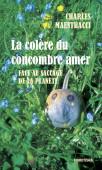 LA COLERE DU CONCOMBRE AMER
