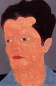 Kenneth Rexroth, autoportrait